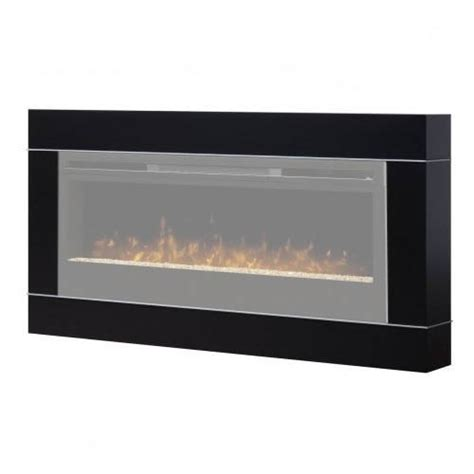 Electric Fireplace Discount by Dimplex Cohesion Surround Wall Mount Electric Fireplace