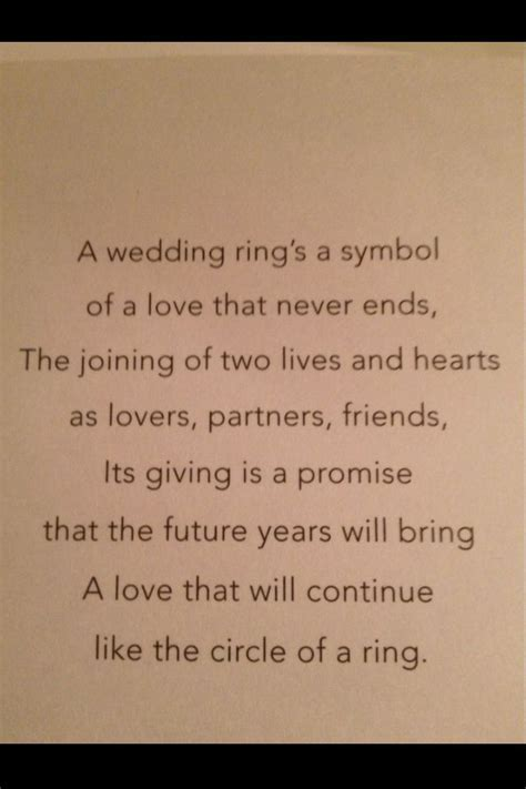 The 25  best Wedding poems ideas on Pinterest   Love poems