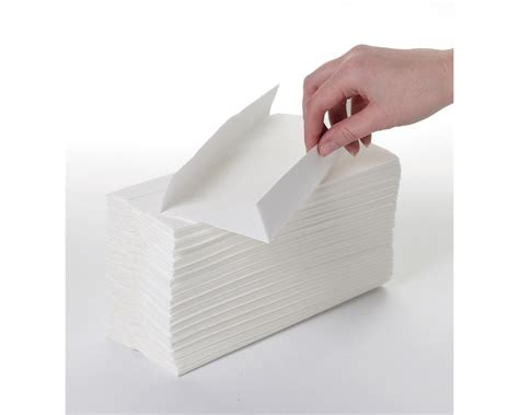 White C Fold Paper Towels - esp c fold paper towels white 2 ply esp