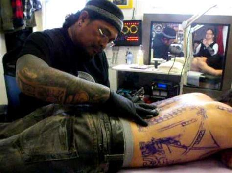 tattoo license quebec roonui tattoo youtube