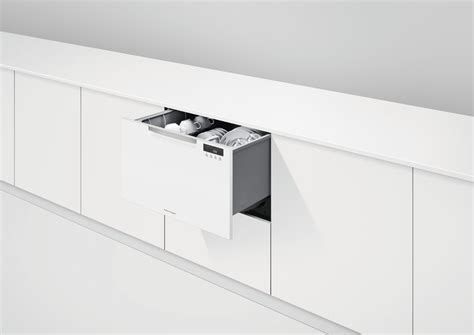 Fisher Paykel Single Drawer Dishwasher by Dd24saw9 Fisher Paykel Single Drawer Dishwasher White