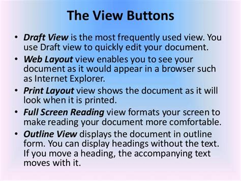 reading layout word 2007 01 microsoft office word 2007 introduction and parts