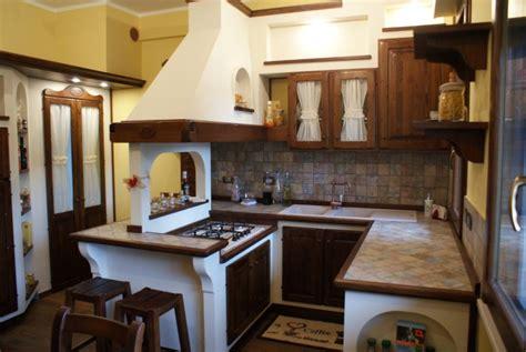 Cucine In Muratura Con Penisola by Cucine Rimini In Stile Classico 187 Expo 2000
