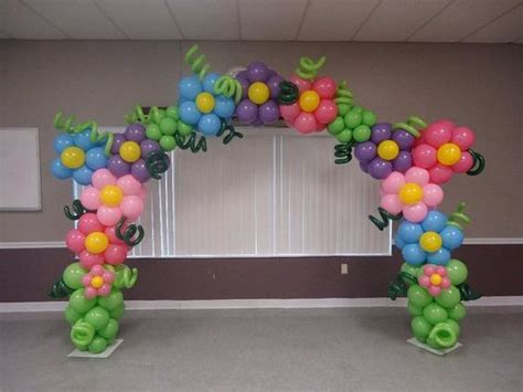 flower pattern balloon arch pinterest the world s catalog of ideas