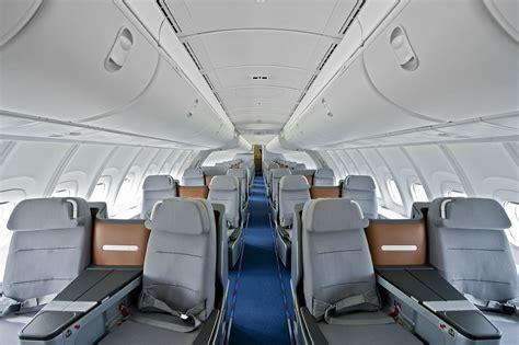 747 8i Interior by Aeronava Boeing 747 8i Lufthansa A Ajuns Acasa