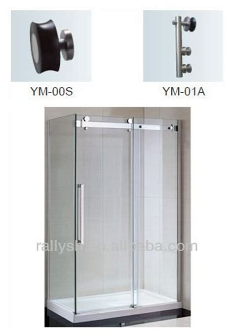 shower door parts list glass frameless sliding shower door parts buy shower