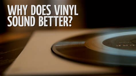 Why Does Vinyl Sound Better Than Mp3 Audio Lifestyle
