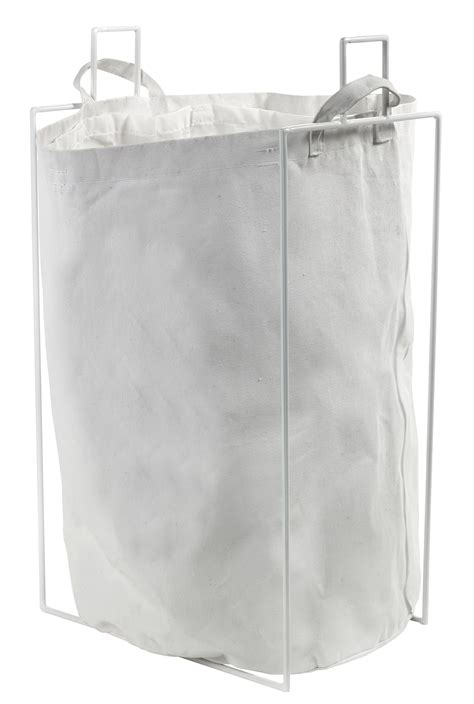 Laundryholder Laundry Basket Removable Bag White By Serax Laundry With Removable Bag