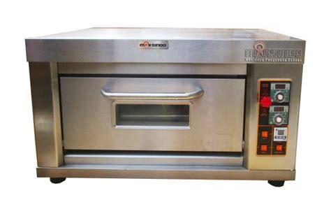 Oven Gas Surabaya jual mesin oven roti gas 1 loyang mks rs11 di surabaya