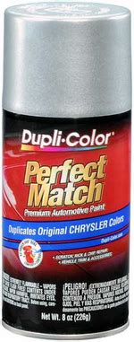 spray paint ps2 chrysler dodge jeep metallic bright silver auto spray