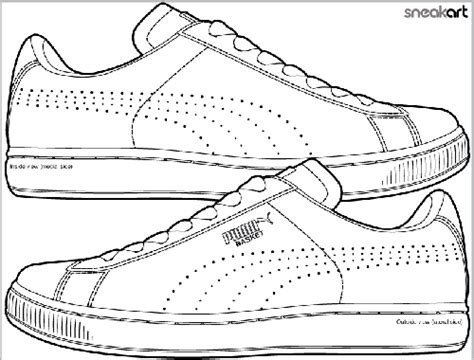 sneaker design template running shoe designs coloring pages