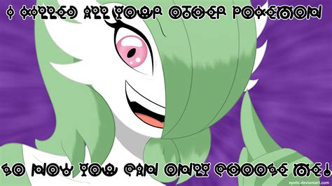 Gardevoir Memes - overly attached gardevoir by xyotic on deviantart