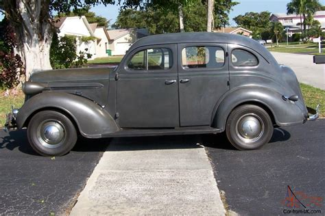 1937 plymouth sedan for sale plymouth 1937 4dr sedan with orig motor 42000 miles