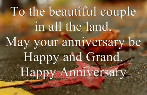 Wedding Anniversary Wishes One Liners by 71 Awesome Happy Wedding Anniversary Wishes Greetings