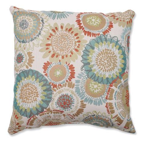 Toss Pillows by Maggie Mae Aqua Throw Pillow