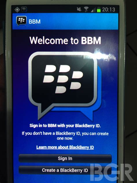 blackberry messenger themes for android with a launch fast approaching blackberry pushes out ios