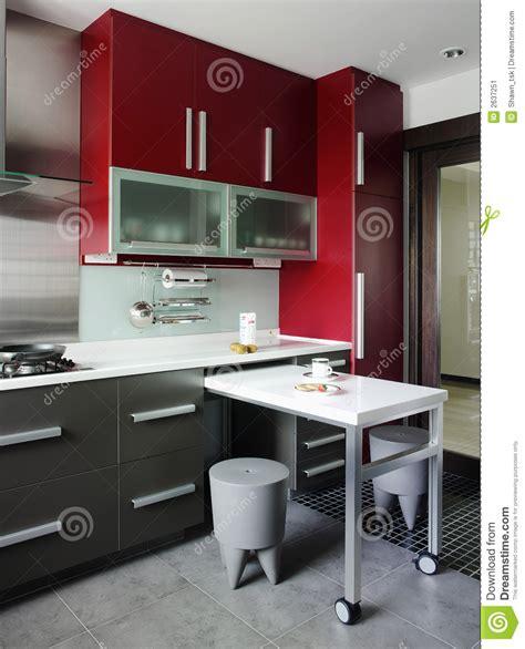 dise 241 o interior cocina imagen de archivo imagen de