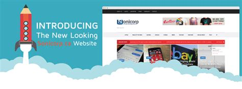 New Office Website Launches by Sonicorp New Website Launch Cover By Markgkwan On