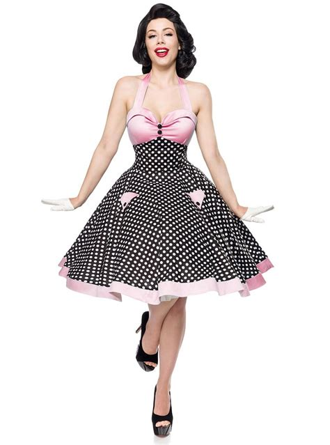 d by swing kleider robe rockabilly pin up retro 233 es 50 belsira quot pink white