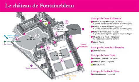 fontainebleau floor plan fontainebleau jardin france plan chateau fontainebleau