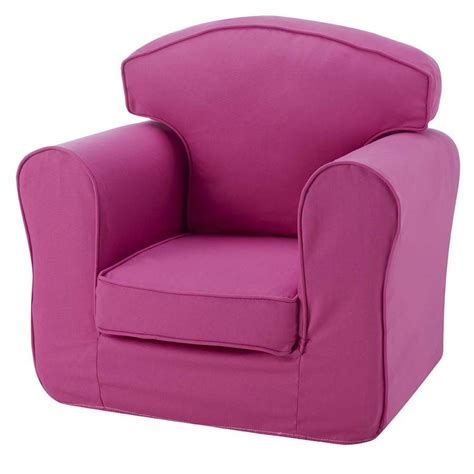 children s chair single sofa pink