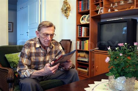 The Years The Living Room Song by 82 Years Solving Crossword Sitting In His Living