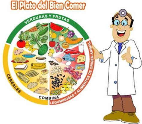 el plato del buen comer come saludable sin sacrificios plato del bien comer y ni 209 os nutriceones