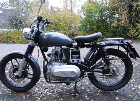 Deutsches Diesel Motorrad taschen
