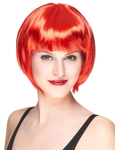 short wig hairstyles 2013 short red wig for women vegaoo wigs short hairstyle 2013