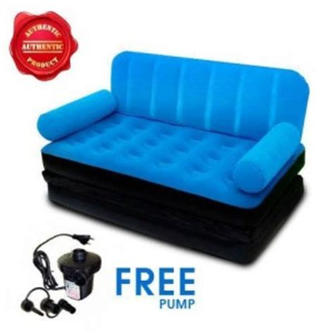 Colour Full Bestway Inflatable Sofa Bed In Pakistan Bestway Sofa Bed