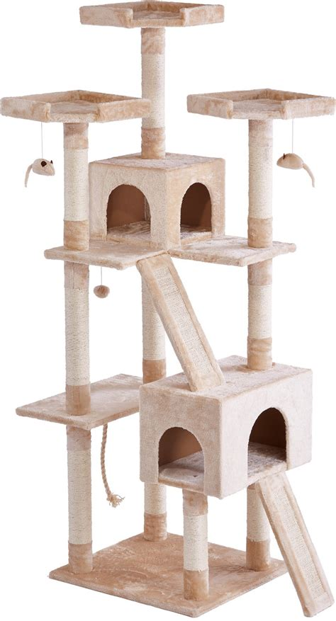 cat tree frisco 72 inch cat tree chewy