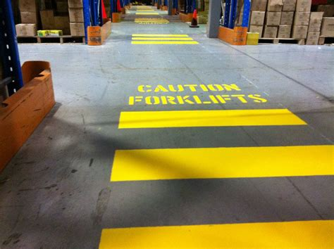 warehouse layout safety warehouse safety line markings servicing new south wales