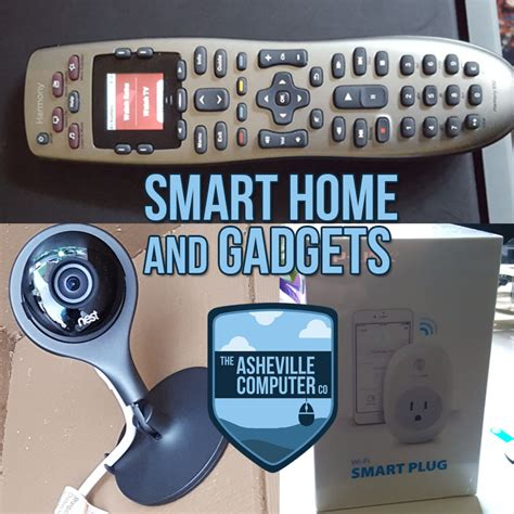 smart gadgets for home recent work archives the asheville computer company