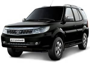 tata safari storme price after gst price review pics