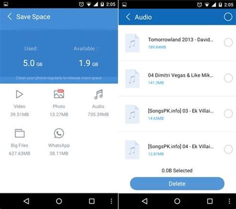 clear space on android how to clear data from android phones and tablets