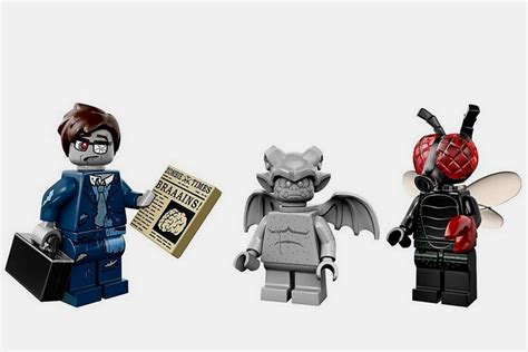 Mini Mould Series lego series 14 collectible minifigures