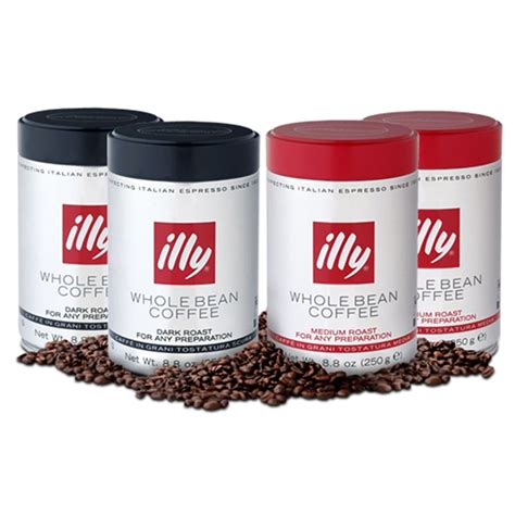 Coffee Illy illy cafe espresso roast sler whole latte