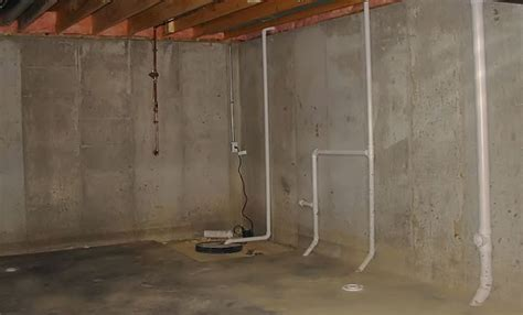 install sump in basement contractor sump installation gordon energy drainage