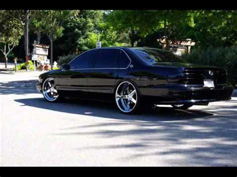 94 96 impala ss wheels 94 95 96 impala ss polishing stock rims diy 20