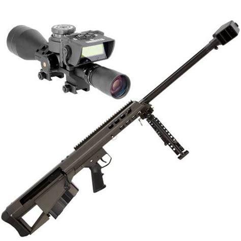 Barret 50 Bmg by Barrett 95 50 Bmg W Leupold 4 M1 Barret Bors For Sale