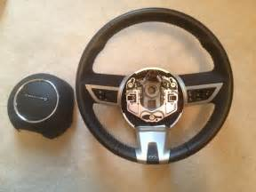 Zl1 Steering Wheel For Sale Fs 2011 M6 2ss Rs Leather Steering Wheel Air Bag