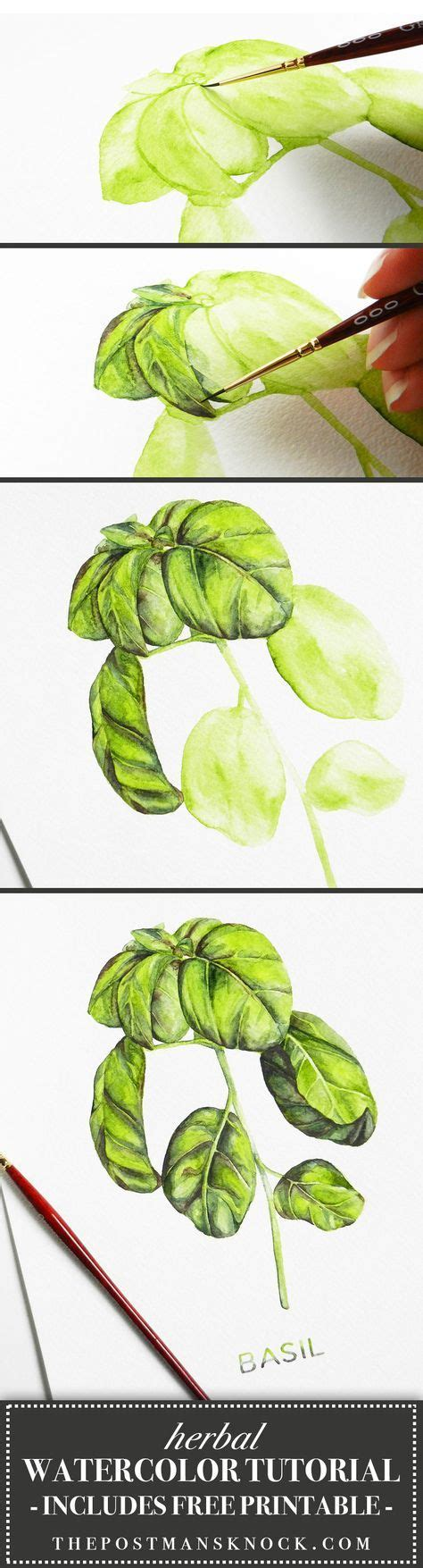 watercolor leaves tutorial 561 best images about paintings trees leaves on