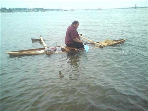 sinking boat meaning brian s sailing canoe conversion