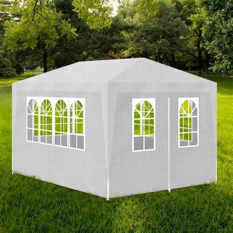 gazebi per esterno articoli per vidaxl gazebo da esterno tenda per feste 3 x