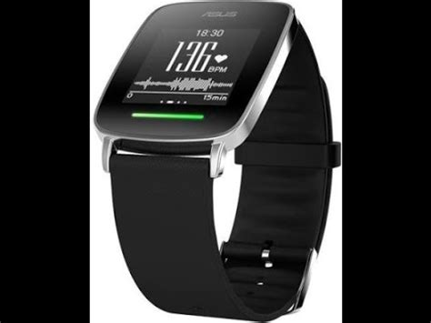 Smartwatch Asus Vivowatch new lanch asus vivowatch smartwatch 2016