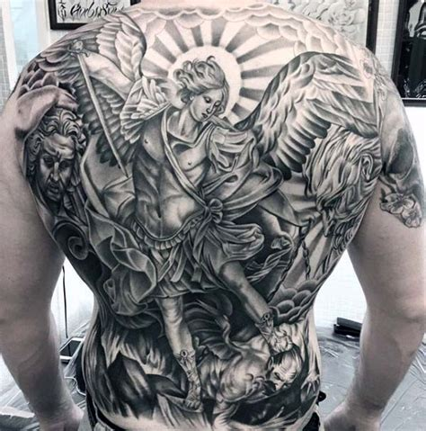 religious back tattoos 50 tattoos for eccentric ink design ideas
