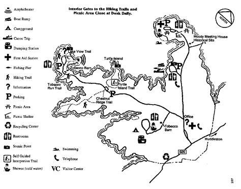smith mountain lake map smith mountain lake insiders guide
