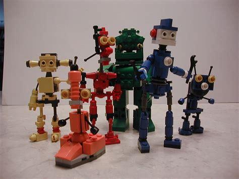 film robot lego robots 2005 movie