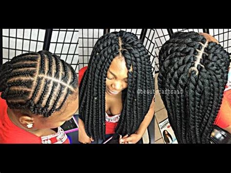 box braids pattern download video a braid pattern for crochet extentions