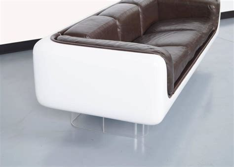 floating couch floating sofa mid century modern adrian pearsall for craft